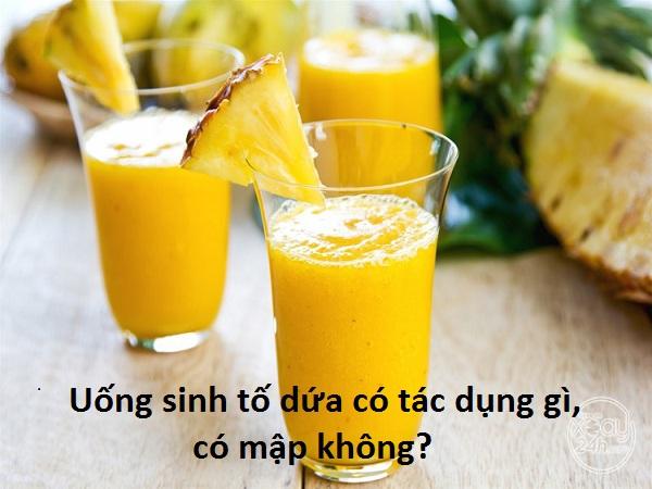 uong-sinh-to-dua-co-tac-dung-gi-co-map-khong